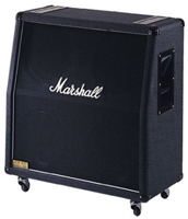 Marshall - Bafle guitarra Marshall 1960A Angled black - Euroguitar.com (Black)