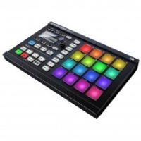 Native instruments - Midi / USB Native instruments Maschine Maschine Mikro Mk2 Black - Euroguitar.com