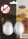 Stagg  EGG-2 WH Pair of Plastic Egg Shakers white