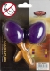 Stagg  EGG-MA S/PP Pair of Plastic Egg Maracas purple
