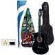 Tenson  Guitarra clásica 4/4 Player Pack black black