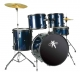 "Axess  A2520 Set 5 Cascos Fusion 20"" black"