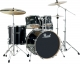 Pearl Export Lacquer EXL705C Black Smoke