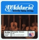 D'Addario Phosphor Bronze Phosphor Bronze EJ16 Light 12-53 - jeu de cordes